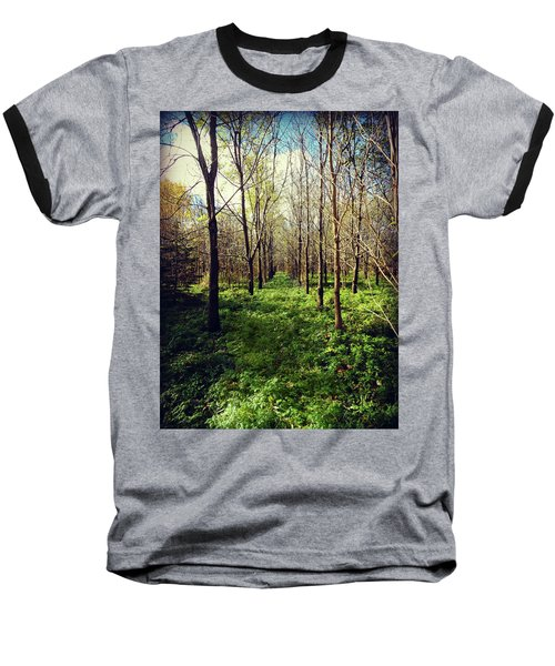 The Hidden Path Baseball T-Shirt