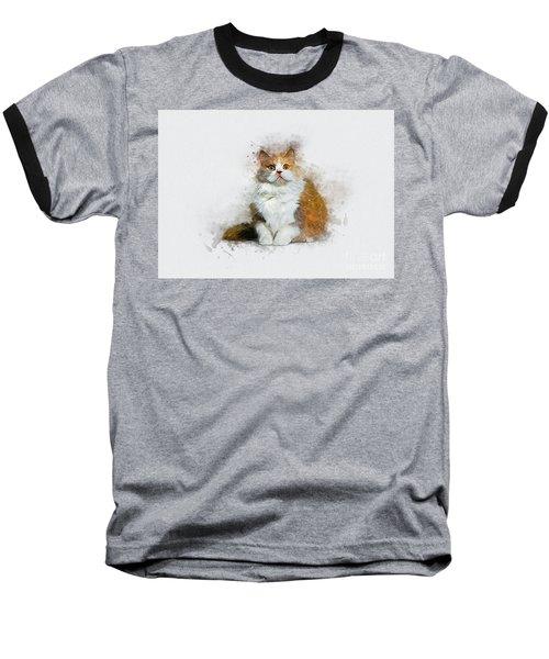 The Hypnotist Baseball T-Shirt