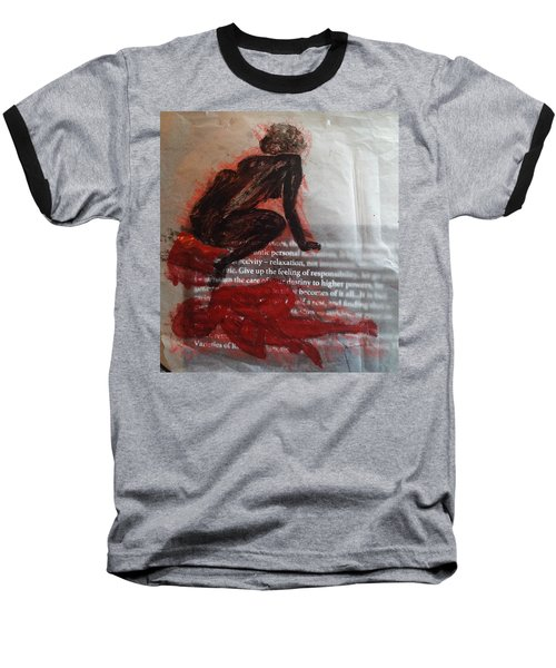 The Immolation Baseball T-Shirt