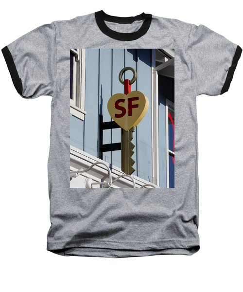 The Key To San Francisco Baseball T-Shirt