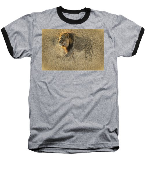 The King Stalks Baseball T-Shirt