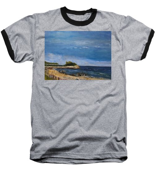 The Knob, Falmouth Baseball T-Shirt
