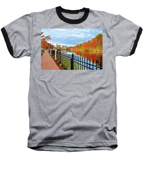 The Lamprey River Baseball T-Shirt