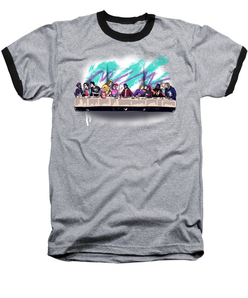 The Last 90s Supper Baseball T-Shirt