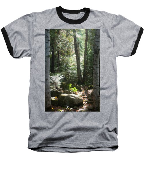 The Living Forest Baseball T-Shirt
