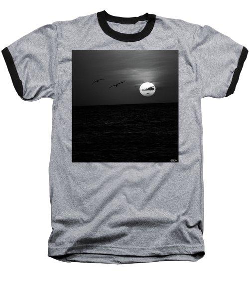 The Long Flight Baseball T-Shirt