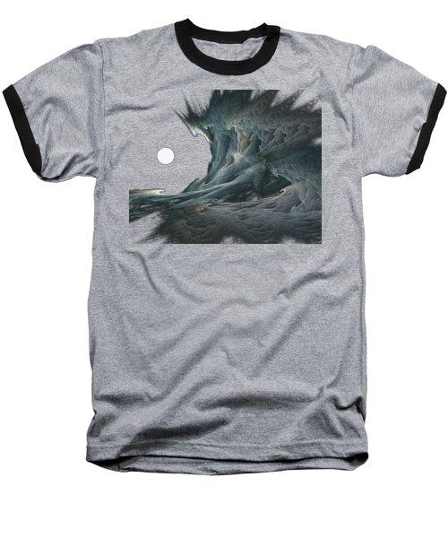The Long Winter Night Baseball T-Shirt