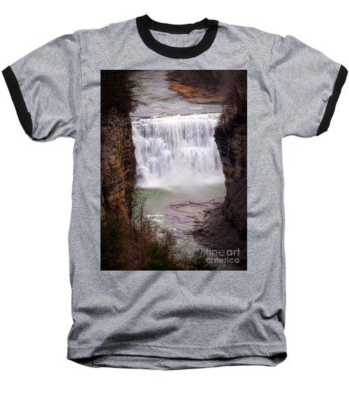 The Middle Falls Baseball T-Shirt