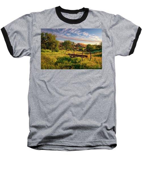 The Old Hay Rake Baseball T-Shirt