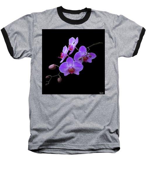 The Orchids Baseball T-Shirt