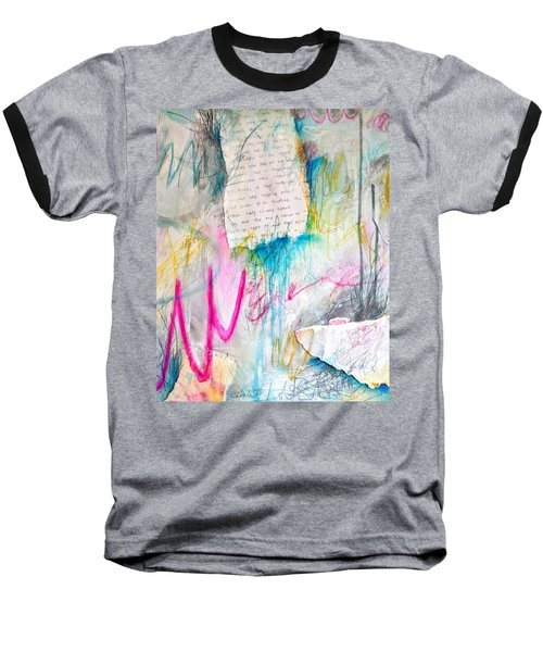 The Other Half Of My Heart Baseball T-Shirt