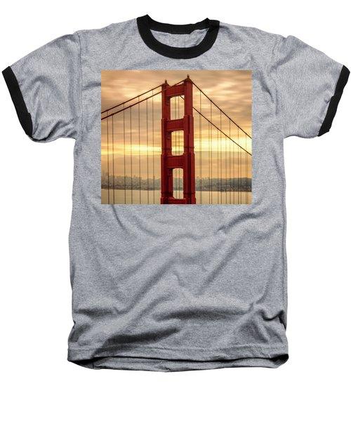 The Peak- Baseball T-Shirt