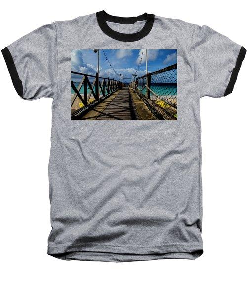 The Pier #3 Baseball T-Shirt