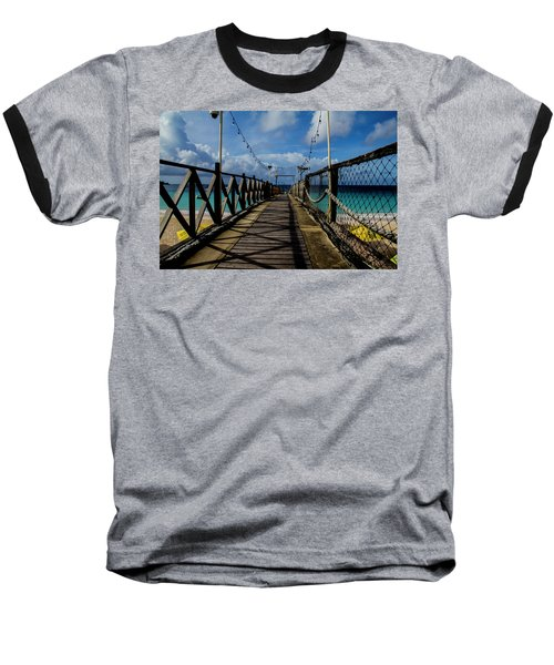 The Pier #3 Baseball T-Shirt