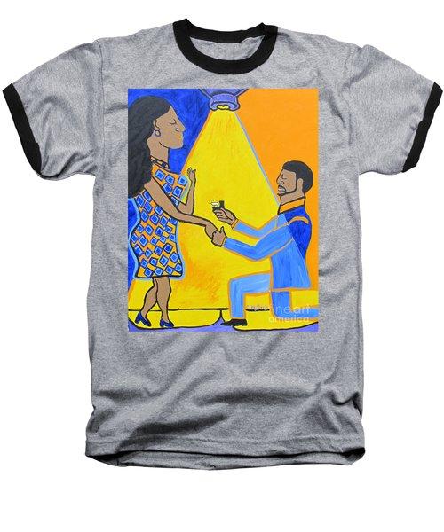 The Proposal Baseball T-Shirt