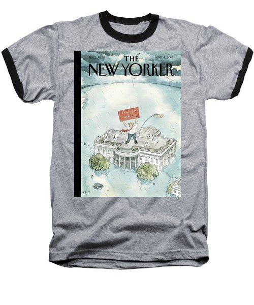 The Real Emergency Baseball T-Shirt