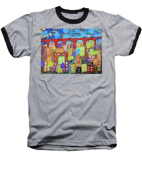 The Red Bridge Baseball T-Shirt