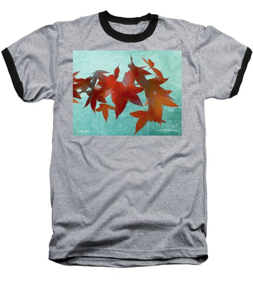 The Red Leaves Baseball T-Shirt