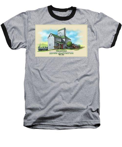 The Ross Elevator Baseball T-Shirt