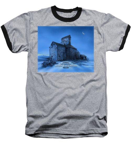The Ross Elevator Version 3 Baseball T-Shirt