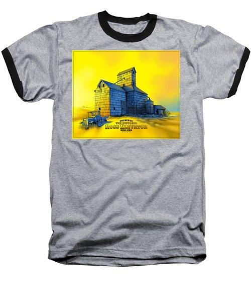 The Ross Elevator Version 4 Baseball T-Shirt