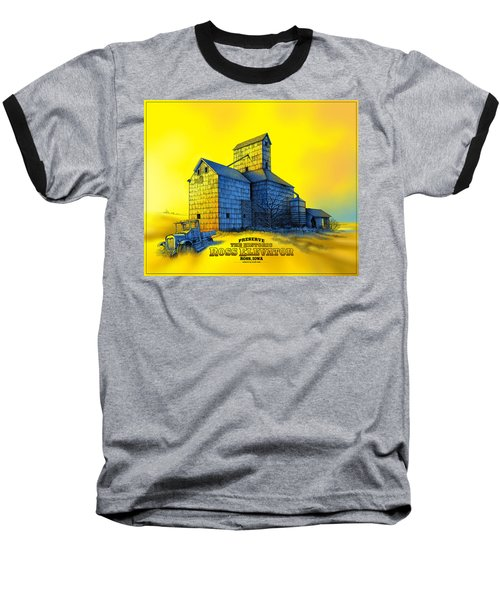 The Ross Elevator Version 4 Baseball T-Shirt