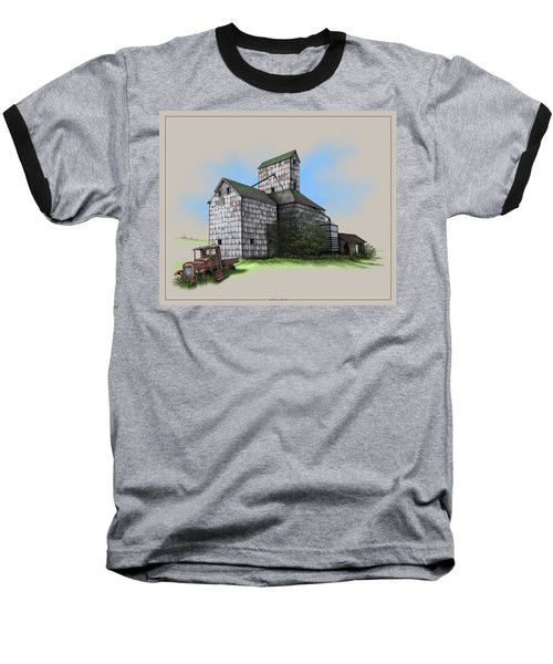 The Ross Elevator Version 5 Baseball T-Shirt