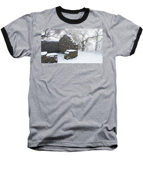 The Ruined Bothy Baseball T-Shirt