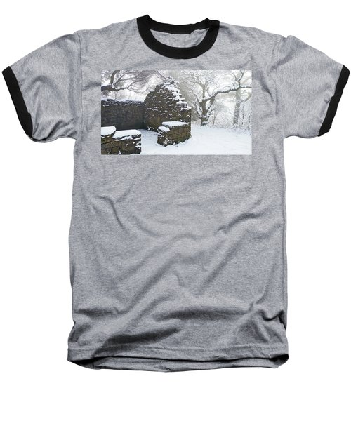 The Ruined Bothy Baseball T-Shirt