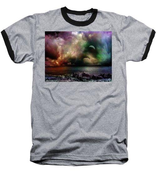 The Sacred Storm Baseball T-Shirt