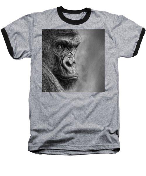 The Serious One Baseball T-Shirt