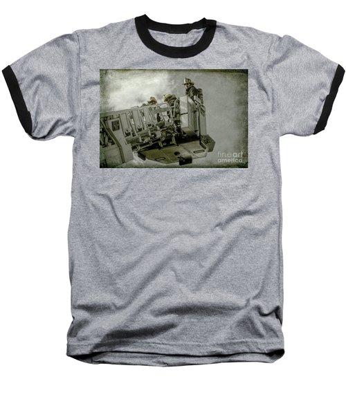 The Southside 3 Baseball T-Shirt
