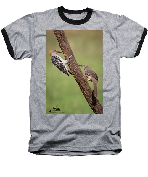 The Stare Down Baseball T-Shirt