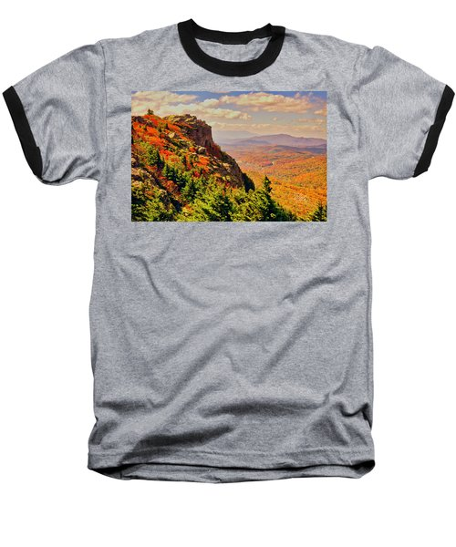 The Summit In Fall Baseball T-Shirt
