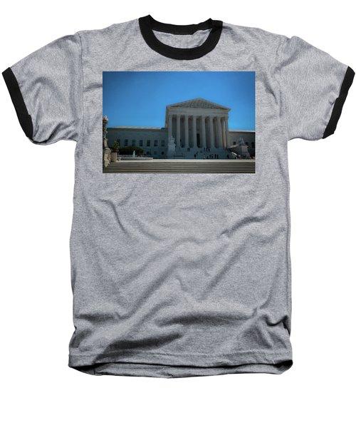 The Supreme Court Baseball T-Shirt