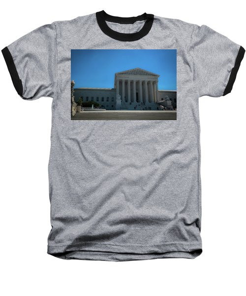 The Supreme Court Baseball T-Shirt