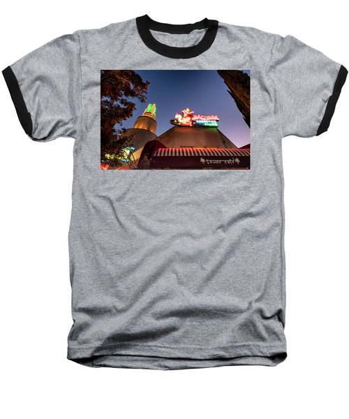 The Tower- Baseball T-Shirt