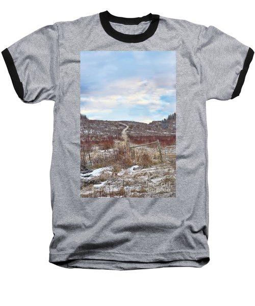 The Wall Baseball T-Shirt