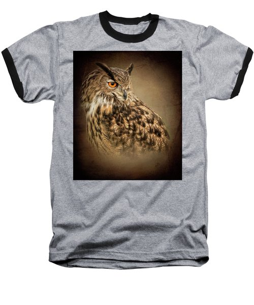 The Watchful Eye Baseball T-Shirt