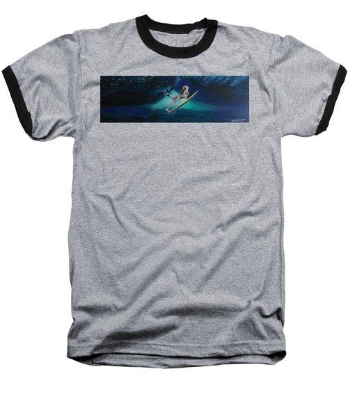 The Wedge - Duck Dive Baseball T-Shirt