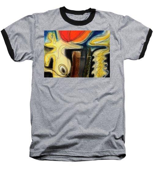The Whirler Baseball T-Shirt