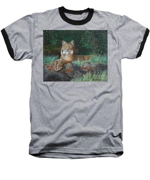 The Wild Cat  Baseball T-Shirt