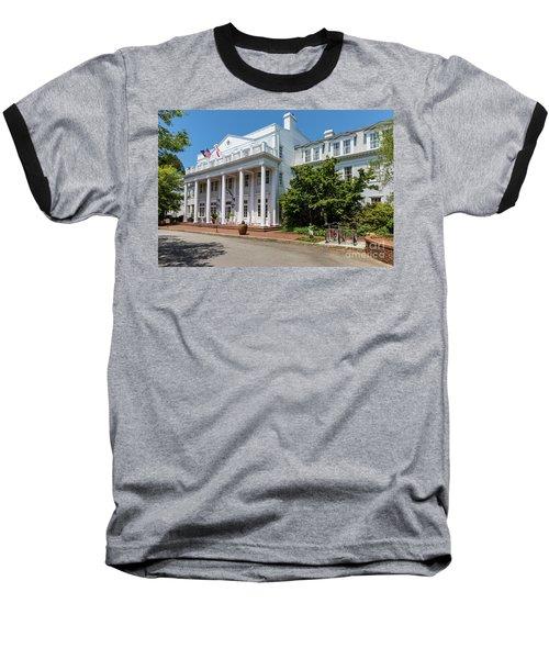 The Willcox Hotel - Aiken Sc Baseball T-Shirt