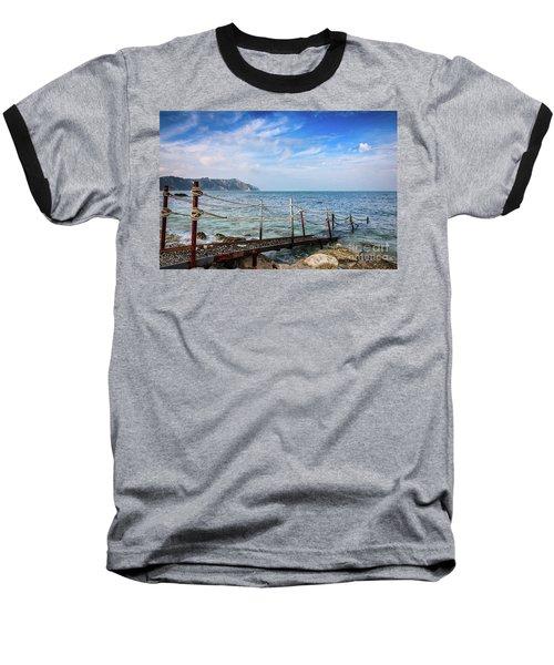 The Winter Sea #2 Baseball T-Shirt