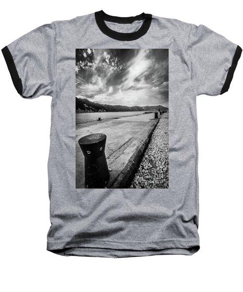 The Winter Sea #3 Baseball T-Shirt