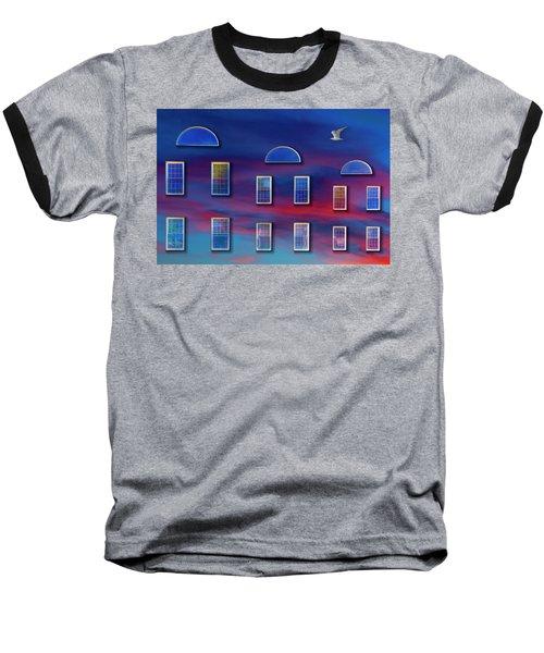 The Wormhole Baseball T-Shirt