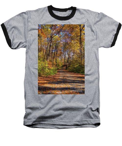 The Yellow Road Baseball T-Shirt