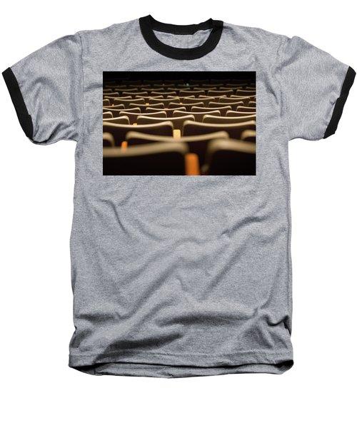 Theater Seats Baseball T-Shirt