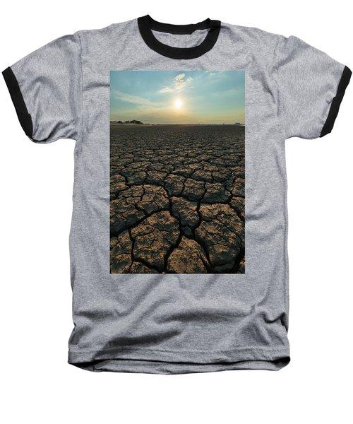 Thirsty Ground Baseball T-Shirt