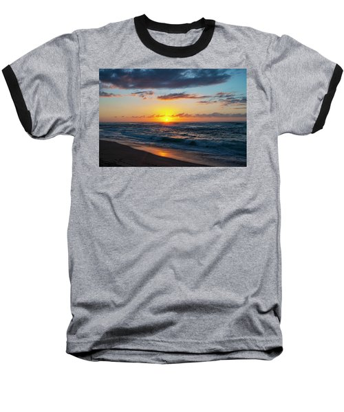 This Is Why They Call It Sunset Beach Baseball T-Shirt